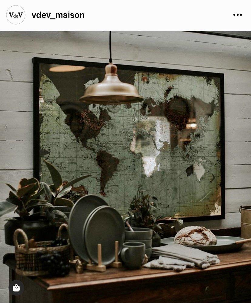 photo d'idées de décoration d'appartement de v de v maison