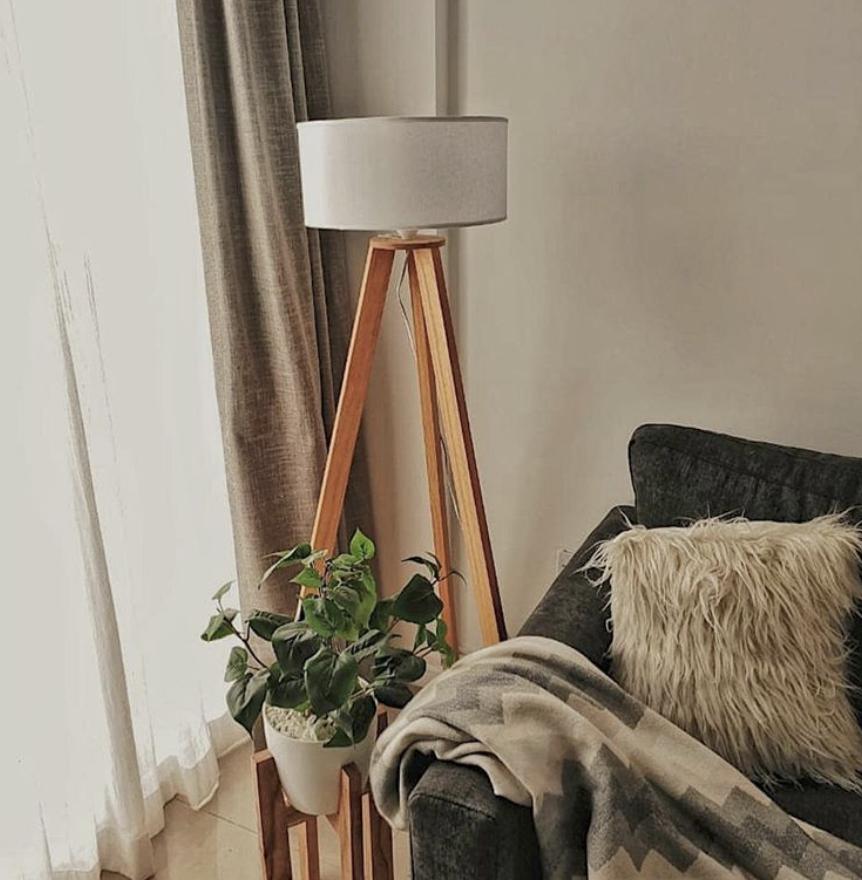 lighting hacks: lamps and changing light fixtures