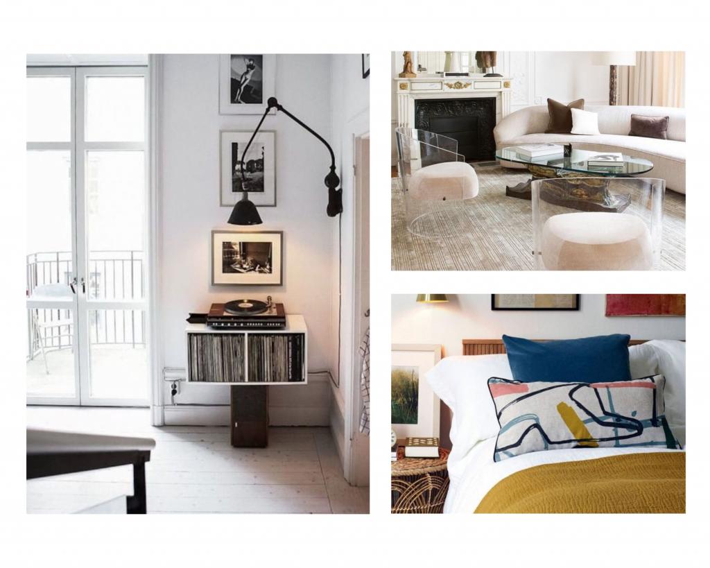 photos des appartements intérieurs