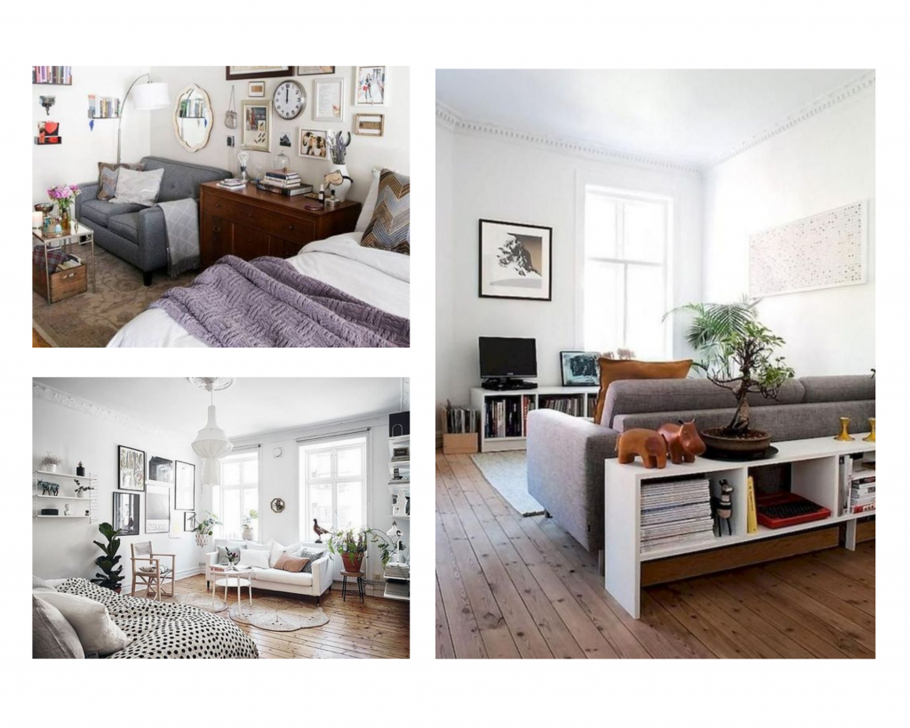 Collage d'appartements ForRent