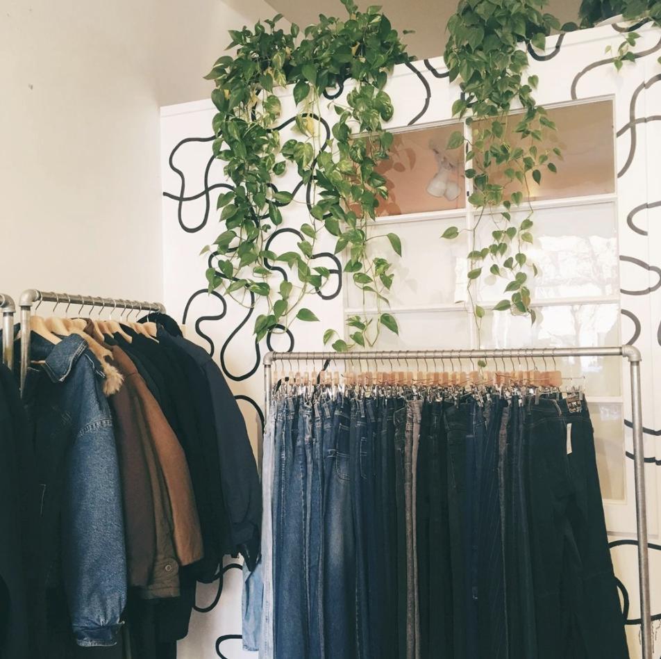independent shops: annex vintage