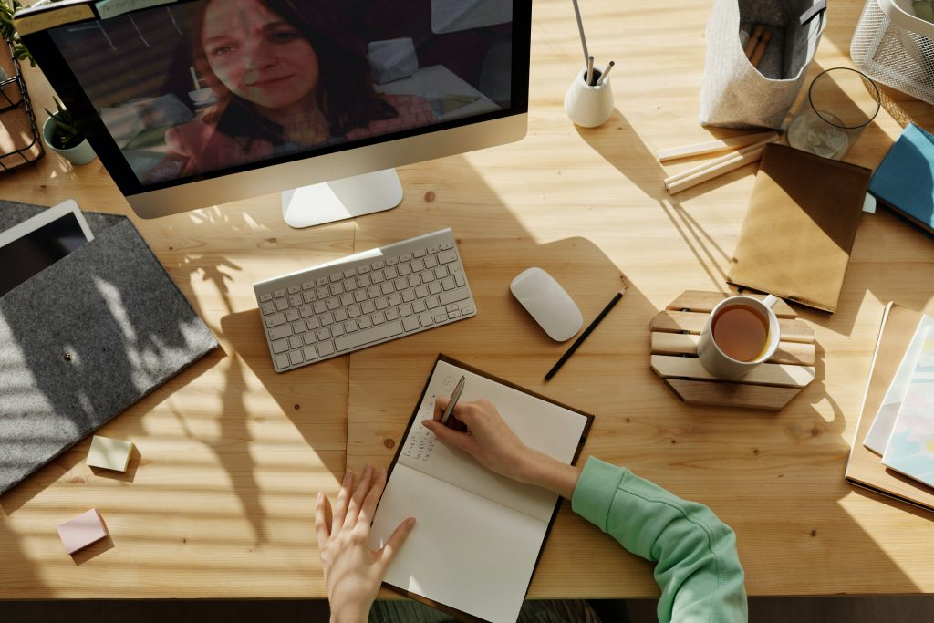 Video Conferencing - finding balance.